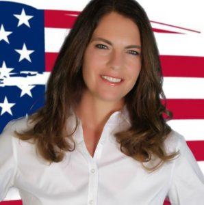 Shelly Shelton flag pic