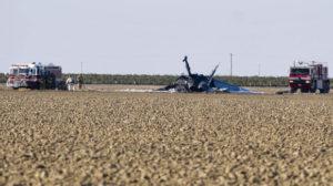 f18 crash
